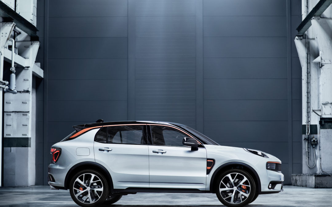 Lynk & Co – Geely trifft Volvo