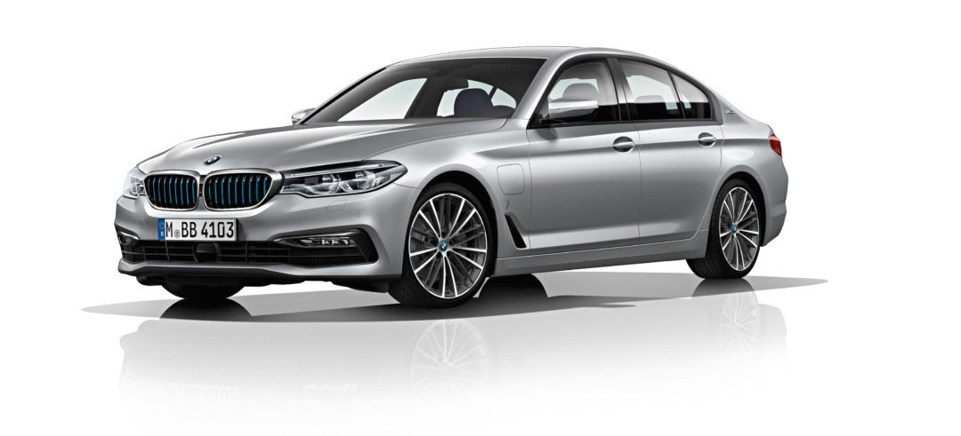 Der neue BMW 5er auch als Plug-in-Hybrid