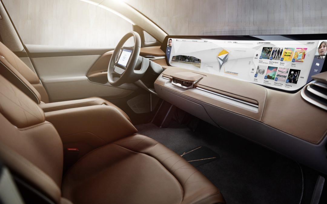 Byton – elektrischer SUV-Nachwuchs auf der CES