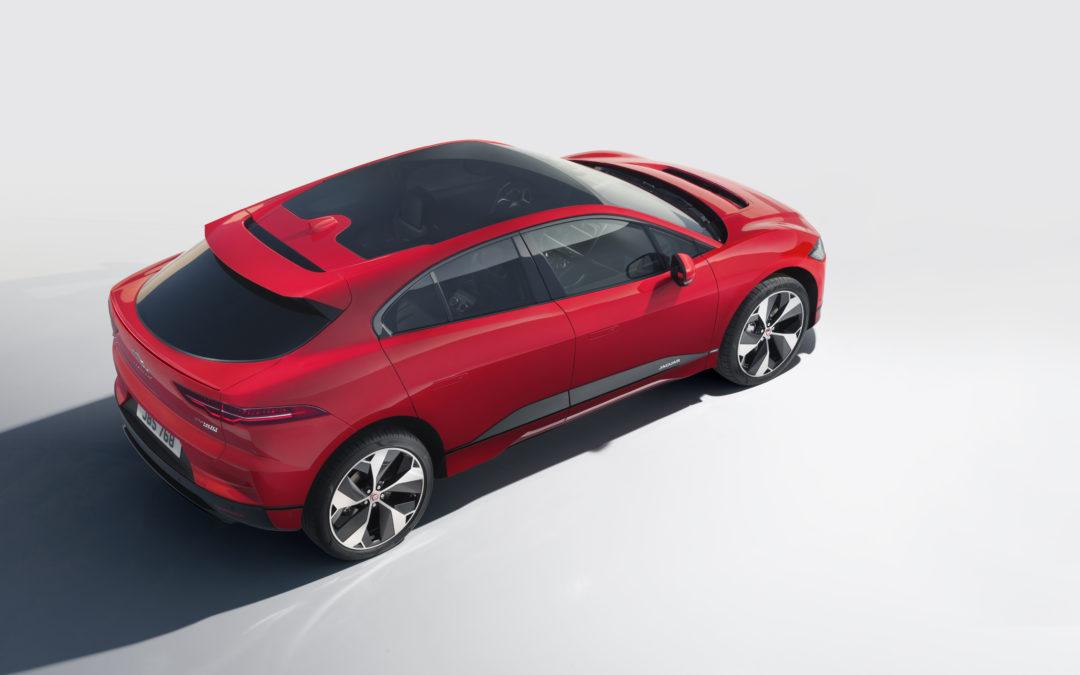 Jaguars I-PACE ist da! 90 kWh-Batterie, 480 km Reichweite, ab 77.850 Euro