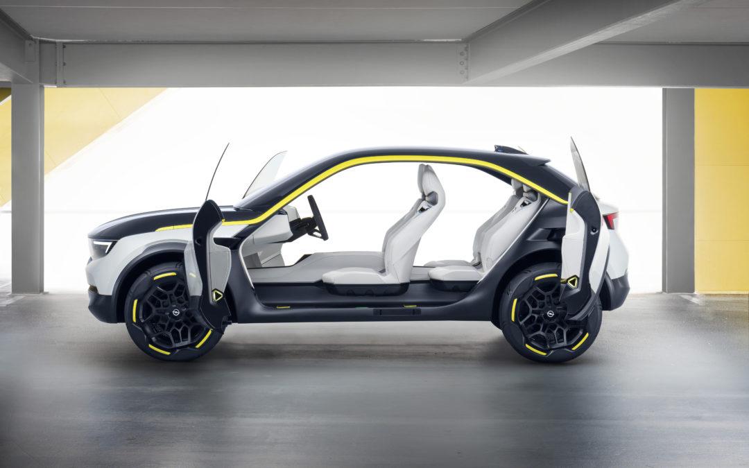 Opel GT X Experimental – Die Zukunft der Marke