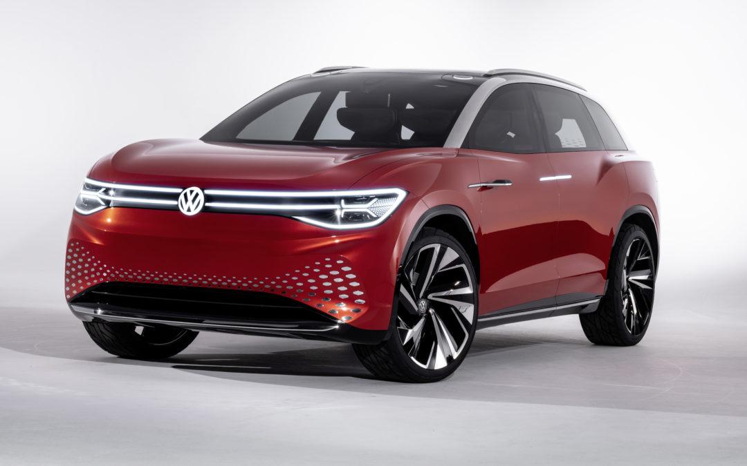 Volkswagen ID. Roomzz – Eine automobile Lounge für das Leben in Fahrt