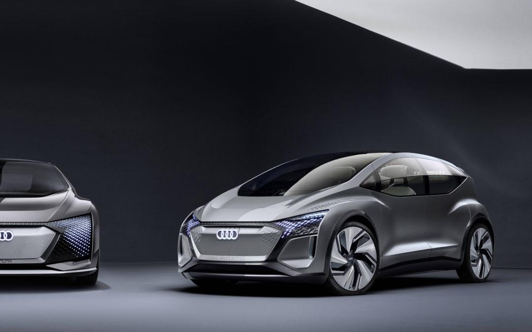 Audi AI:Me – Der übernächste A3?