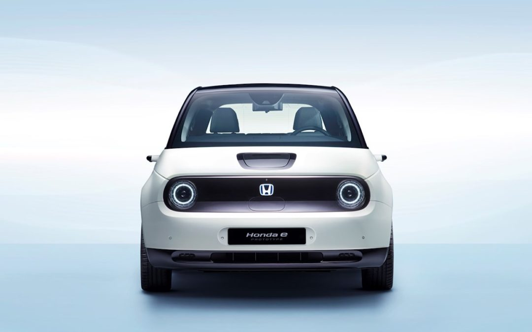 Honda e: Reservierungen für Elektrofahrzeug möglich