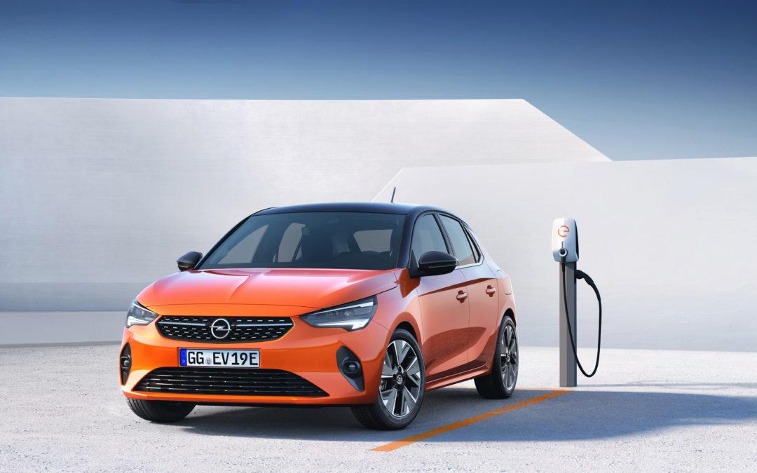 Der Opel Corsa-e wird 29.900 Euro kosten. Mit 50-kWh-Batterie und 100-kW-Motor