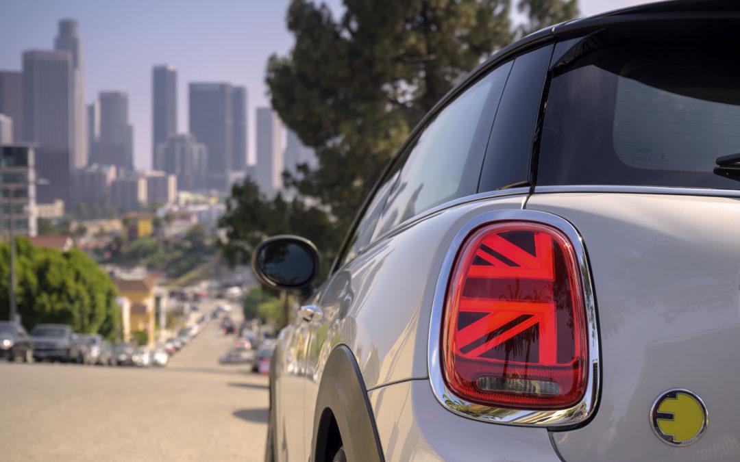 Der Mini Cooper SE bietet bis zu 270 km Reichweite – vollelektrisch