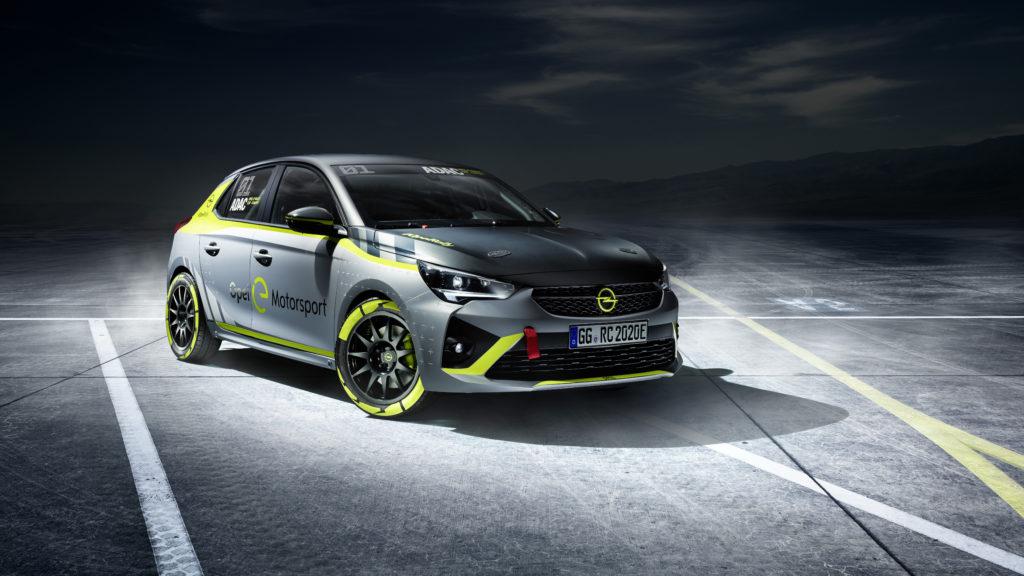 Weltpremiere: Opel schickt zusammen mit dem ADAC den Corsa-e auf die Rallystrecken