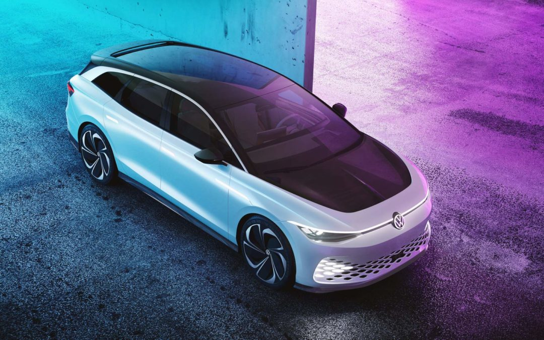 VW ID. Space Vizzion: Variant von morgen