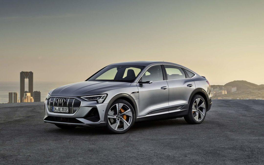 Audi e-tron Sportback: Phase zwei