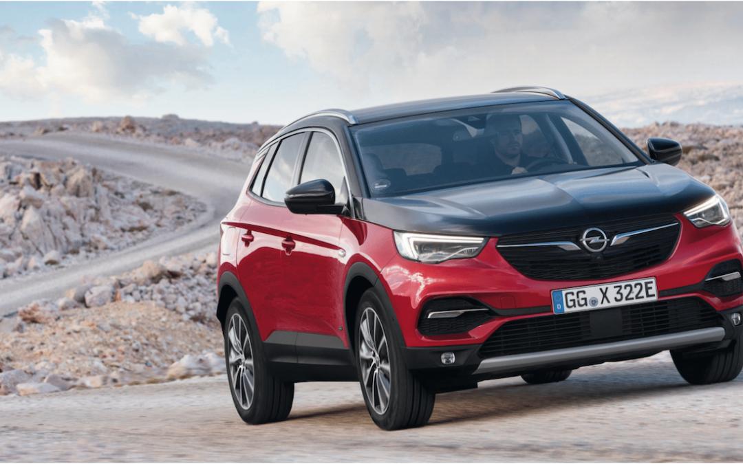 Opel Grandland X Hybrid4 – Das elektrische 4×4