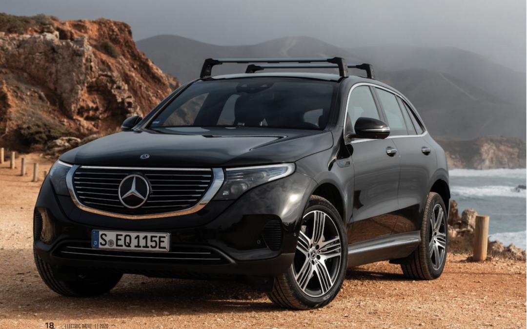 Mercedes EQC – Wie ökologisch ist ein Elektroauto?