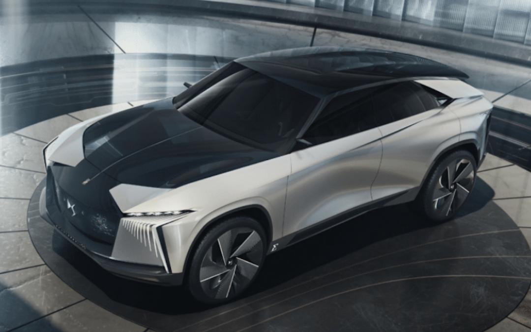 DS Aero Sport Lounge Concept – Klare Kante statt Tropfenform