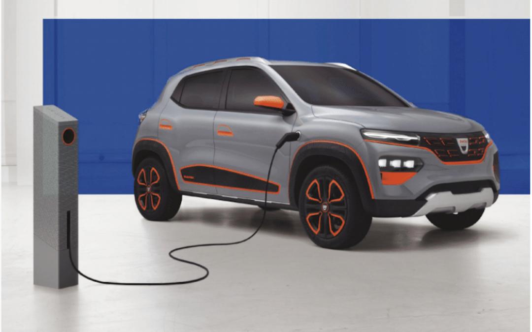 Dacia Spring Electric – Preisbrecher