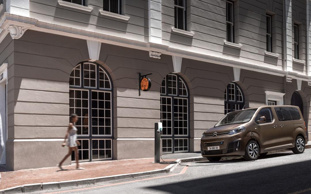 Elektrisch hoch neun – Citroën ë-SpaceTourer
