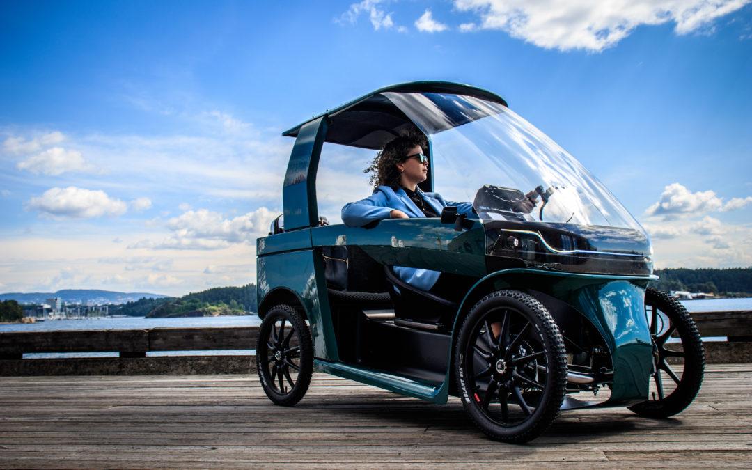 CityQ Auto-E-Bike kommt nach Deutschland