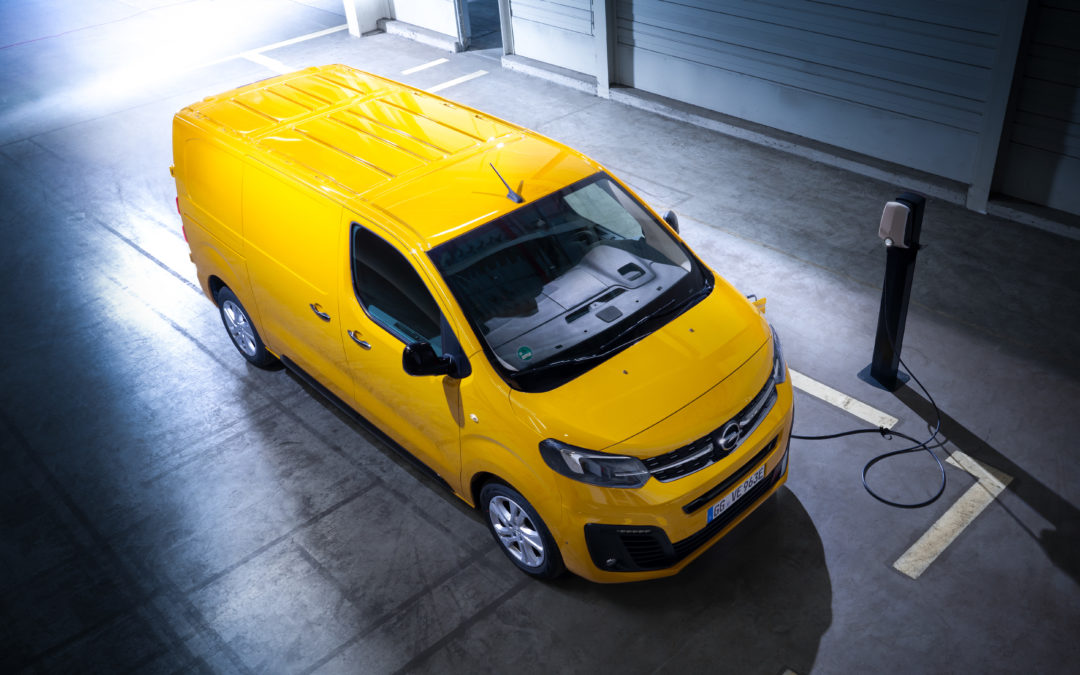 Opel Vivaro-e – der säuselnde Transporter