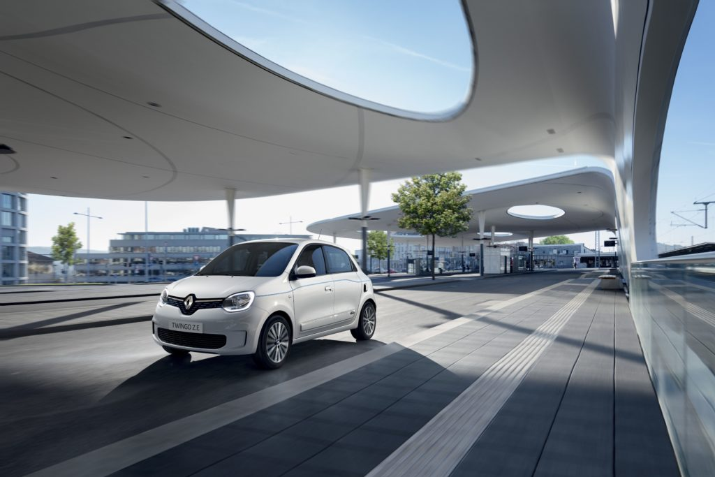 Renaults Z.E ist der perfekte City Cruiser