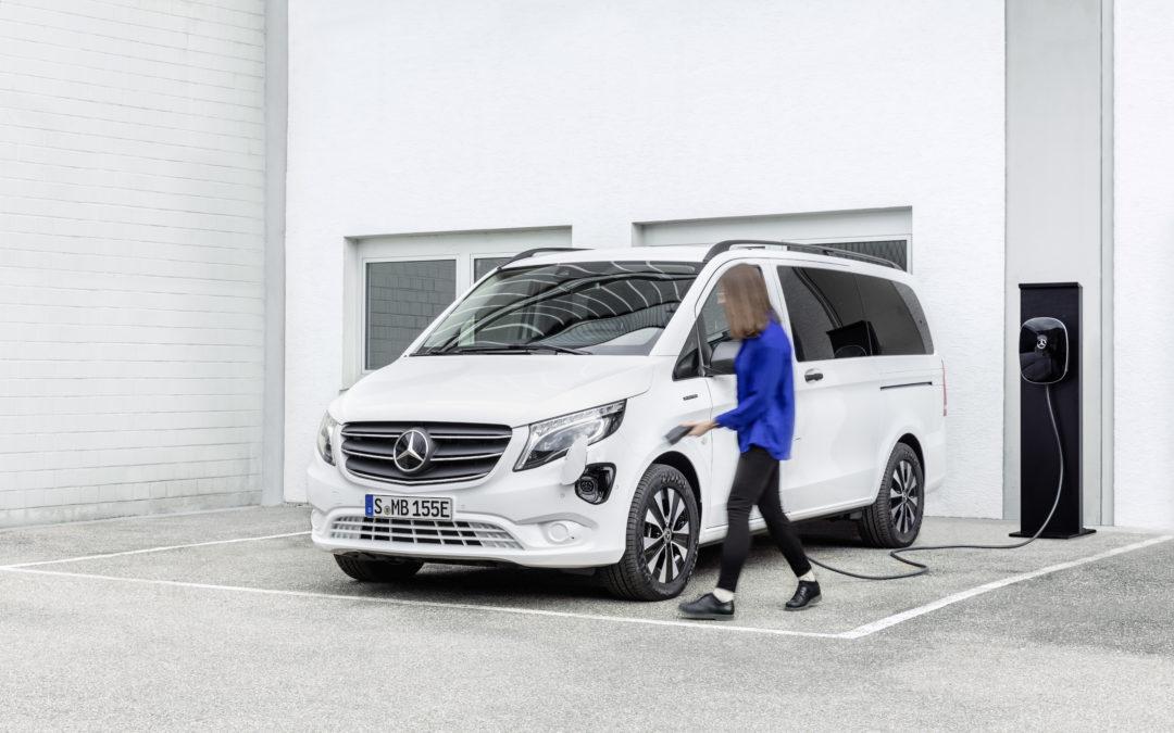 Im Test: Mercedes-Benz eVito Tourer – elektrisch hoch neun