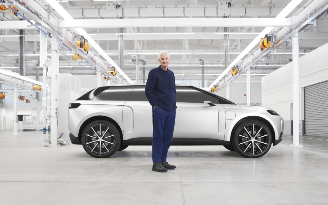 Warum die Elektroauto Pläne von Dyson gescheitert sind