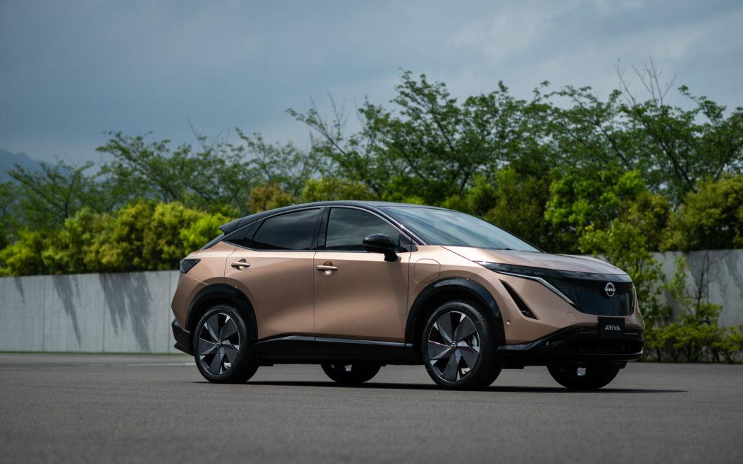 Nissan Ariya – Die elektrische Lounge
