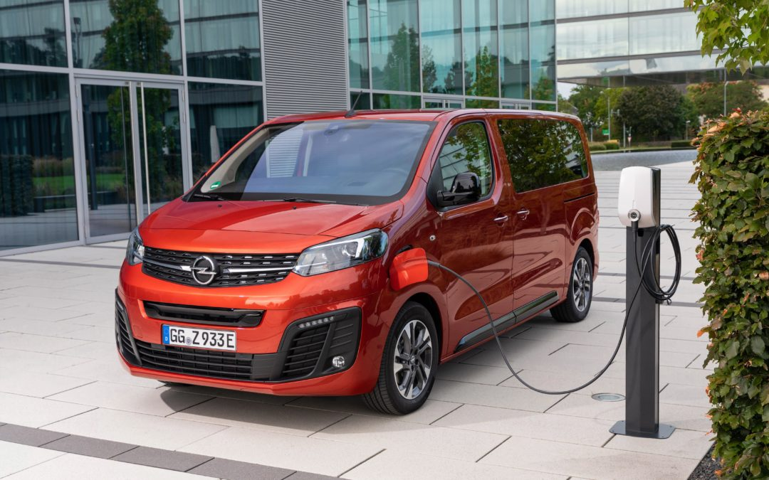 Der Traum vom Raum – Opel Zafira-e Life und Vivaro-e