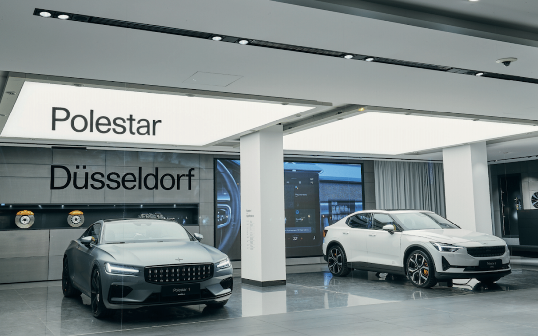 The Polestar Space to be