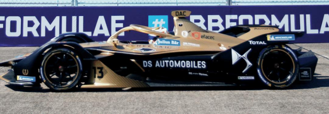 DS Techeetah dominiert Formel E