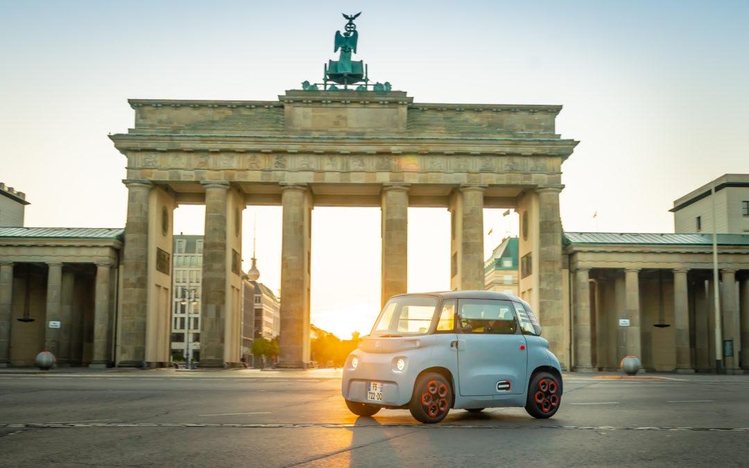 Citroen Ami – Mobilitäts-Minimalismus ab 7.000 Euro