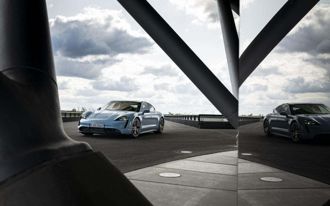 Porsche Taycan auch als 4S