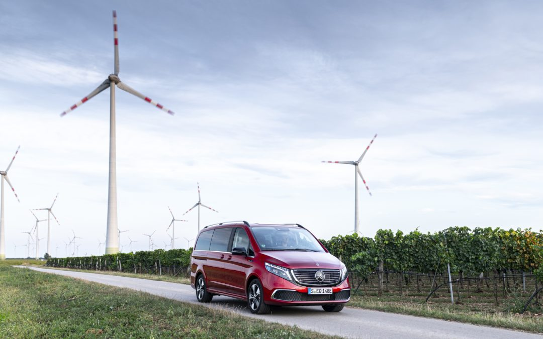 Mercedes Benz EQV – Der Van mit den elektrischen Genen