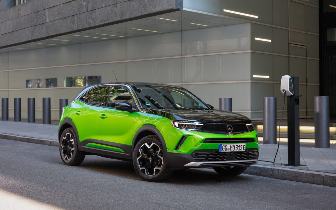 Opel Mokka-e – Der Blitz in neuem Glanz