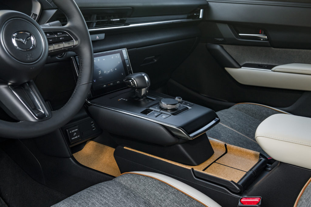 Mazda MX-30 Interior mit Kork