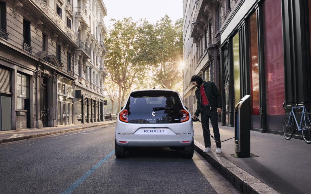 Renault Twingo electric – Endlich elektrisch