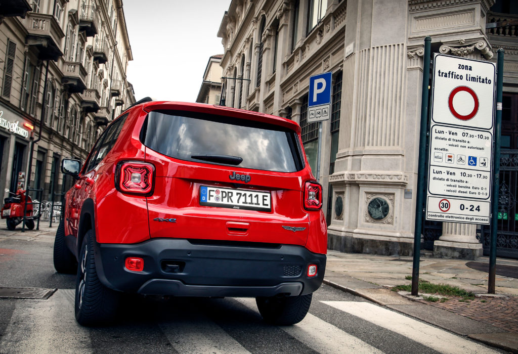 Jeep Renegade Trailhawk 4XE
