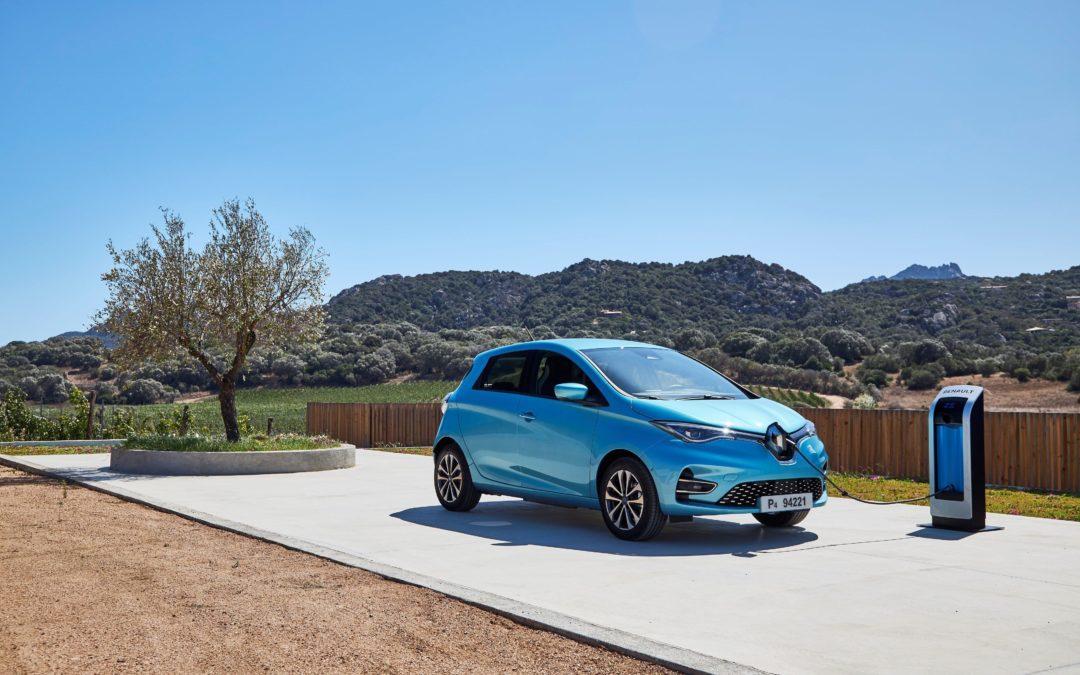 Renault Zoe – die feste Bank in Sachen Elektromobilität