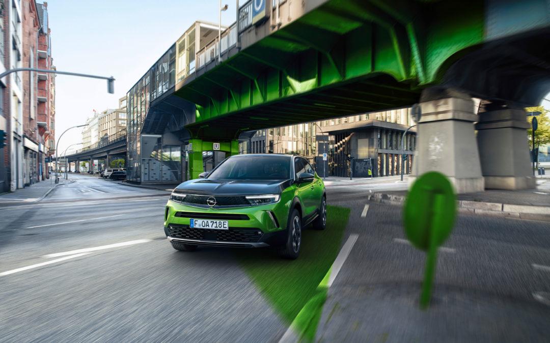 Opel Mokka-e – Ein Opel auf der PSA Plattform