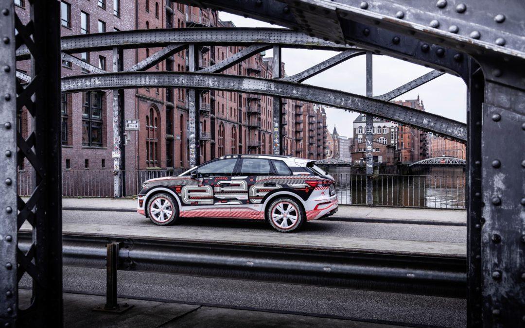 Audi Q4 e-tron – Vorschau auf Durchblicke