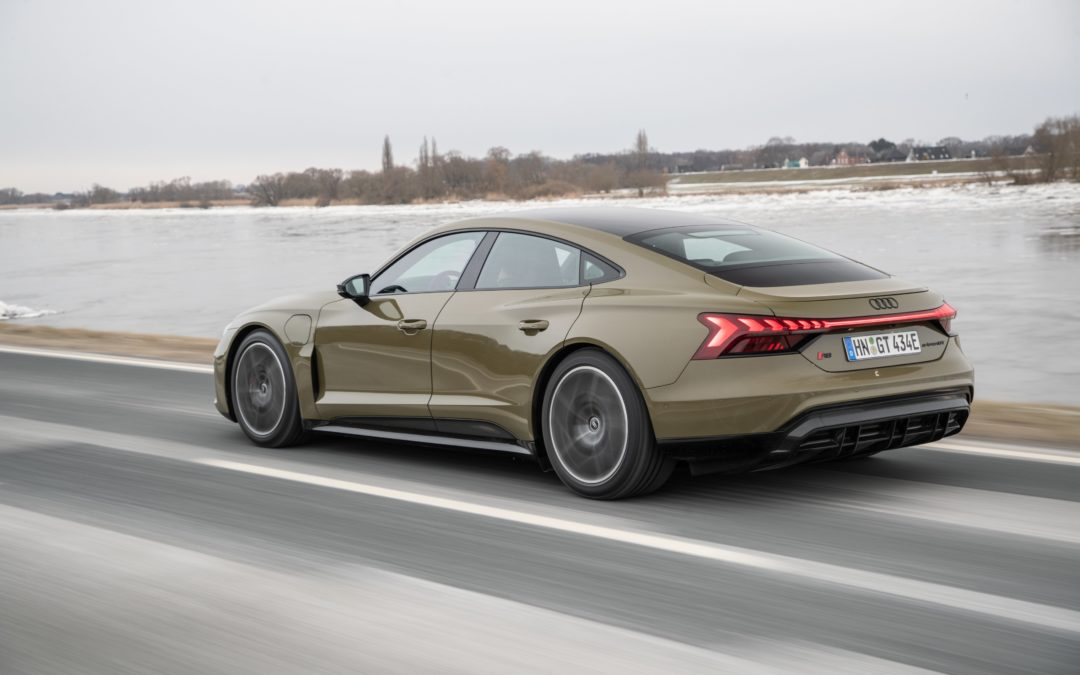 Audi e-tron GT – Langstreckensportler
