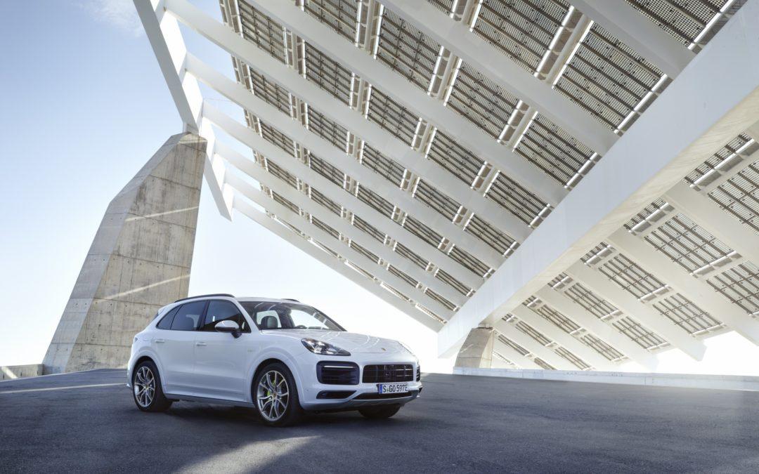 Porsche Cayenne E-Hybrid: Mehr Energie im Speicher