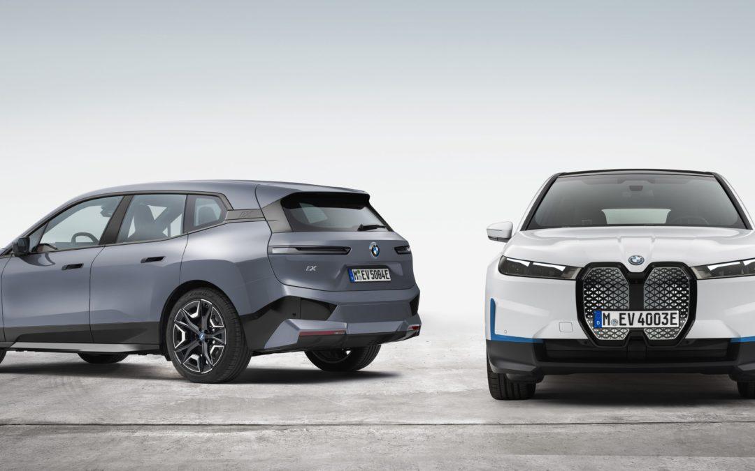 BMW iX: Freude am Fahren – ohne schlechtes Gewissen