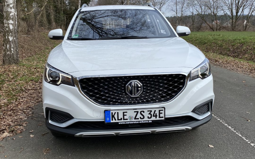 MG ZS EV – China-Stromer