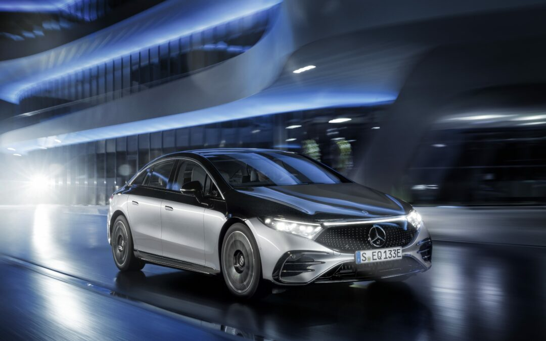Mercedes EQS – Luxus vollelektrisch