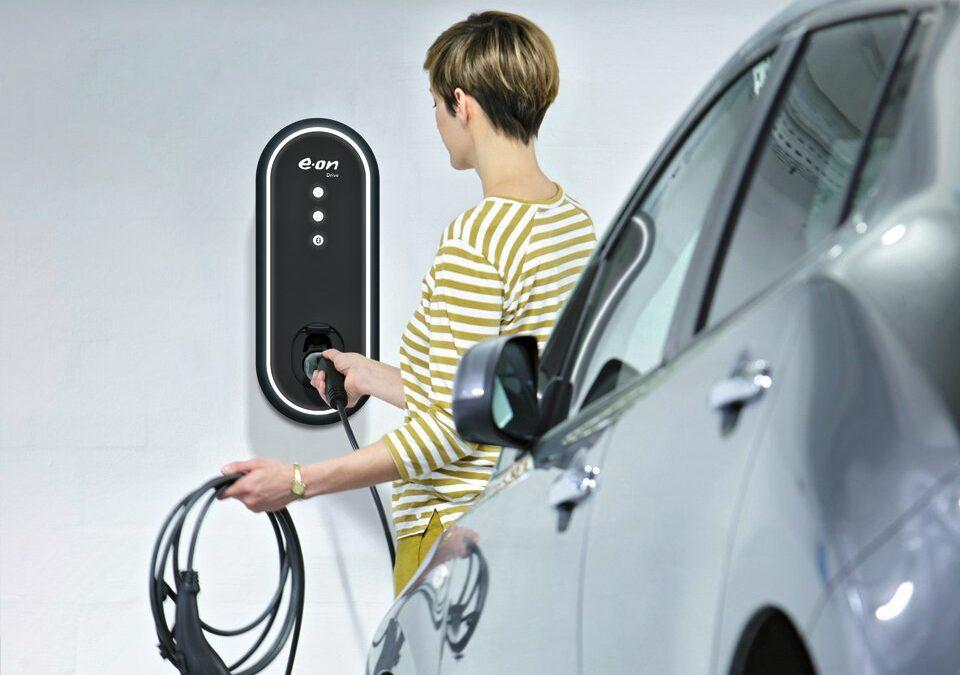 E-Mobility-Paket von E.ON – Einge-laden