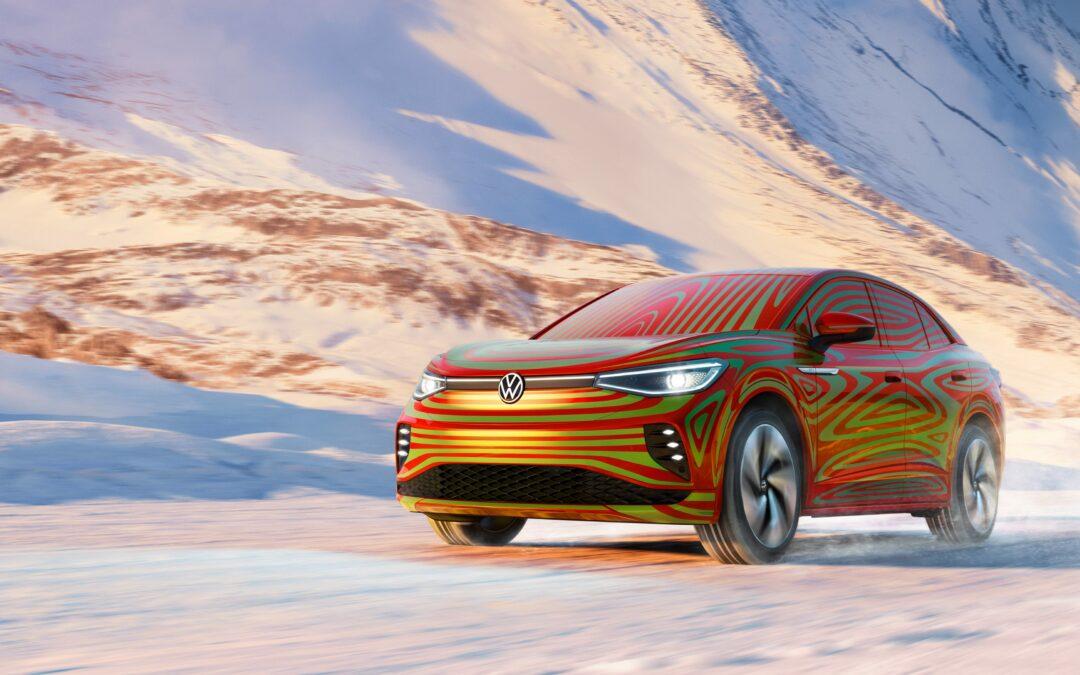 VW ID.5 – In den Startlöchern
