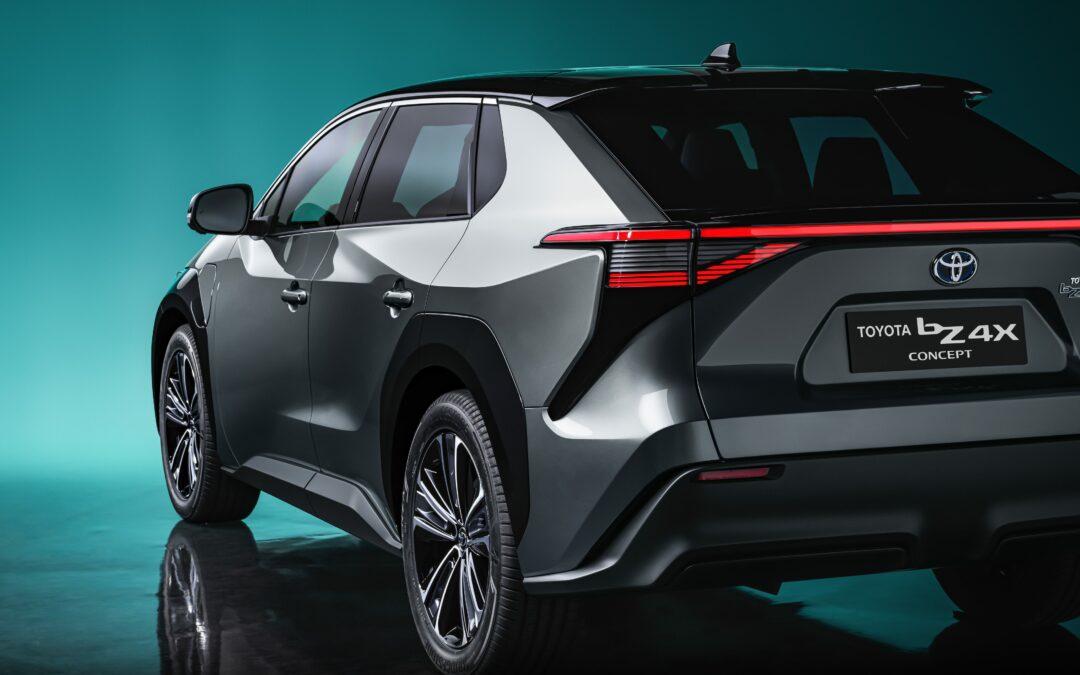 Toyota bZ4X Concept – Ein RAV4 in elektrisch?