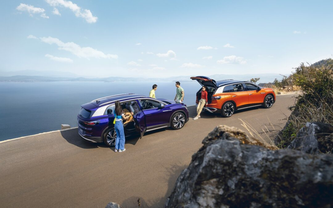 VW ID.6 X – E-Crossover für andere Märkte