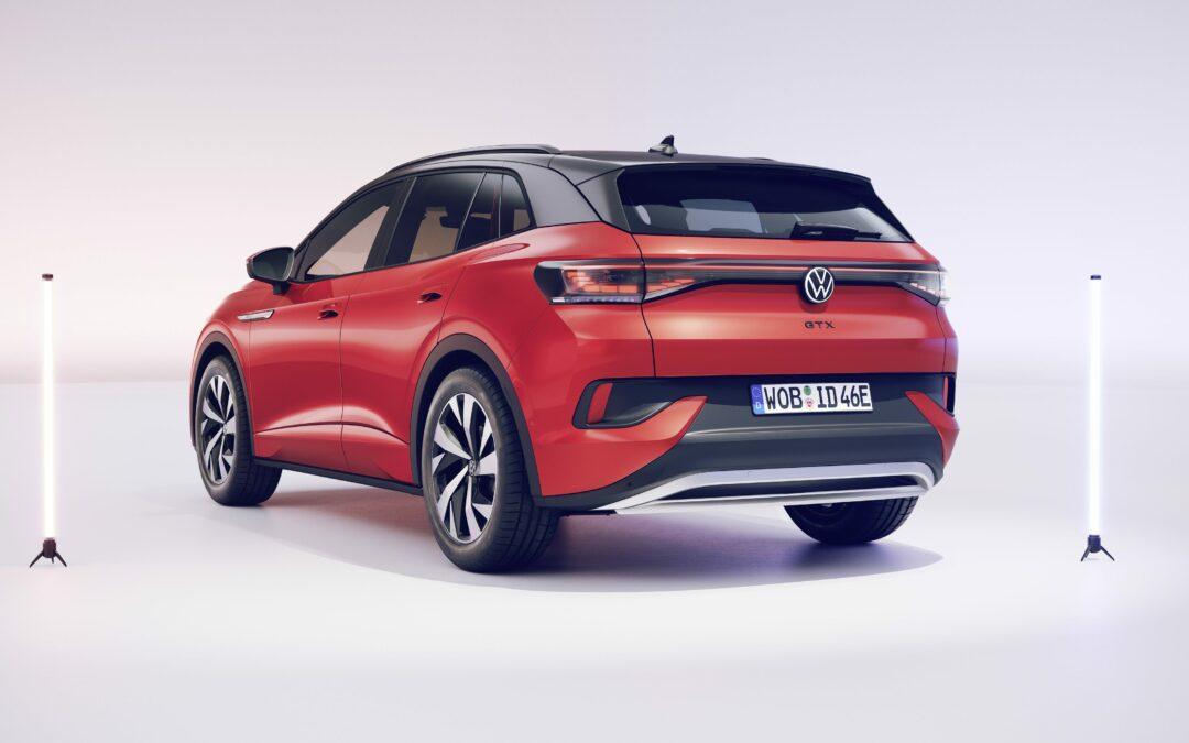 VW ID.4 GTX – mehr Performance für die Wolfsburger Stromer