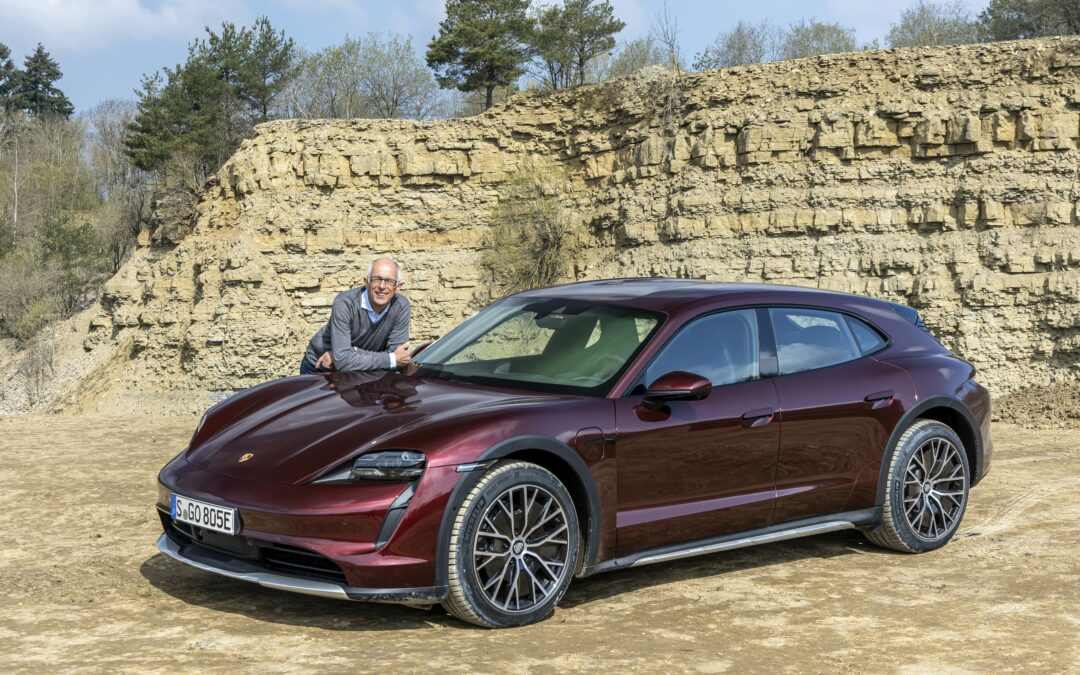 Porsche Taycan Cross Turismo – Same but different